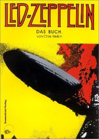 9783926794055: Led Zeppelin Das Buch