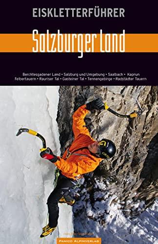 Eiskletterführer Salzburger Land: Hans Zl�bl