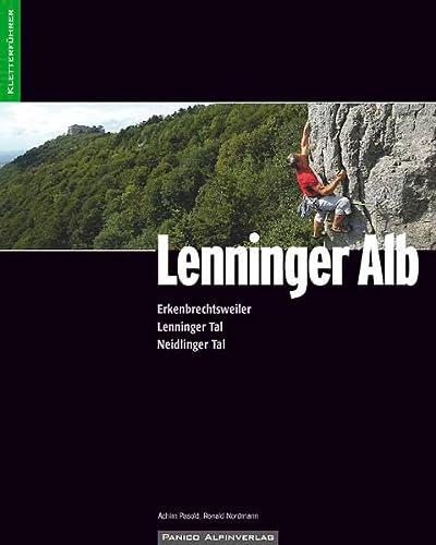 9783926807724: Kletterf�hrer Lenninger Alb