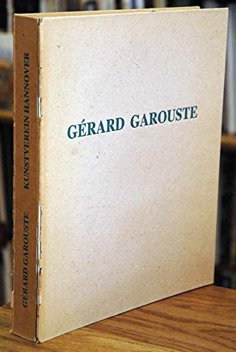 Gérard Garouste (German Edition) (9783926820198) by Garouste, Gérard