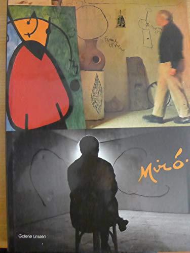 Joan Miro 1893-1983 Paintings, Watercolors, Drawings, Sculptures,: Miro, Joan and