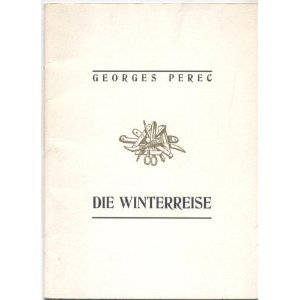9783926867094: Die Winterreise (Livre en allemand)