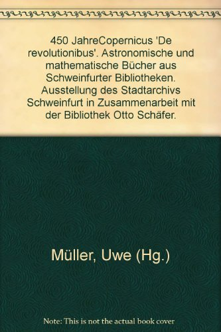 """450 Jahre Copernicus """"De revolutionibus"""". Astronomische und mathematische Bücher aus ..."""