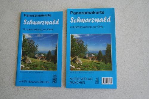 Panoramakarten, Schwarzwald: unknown