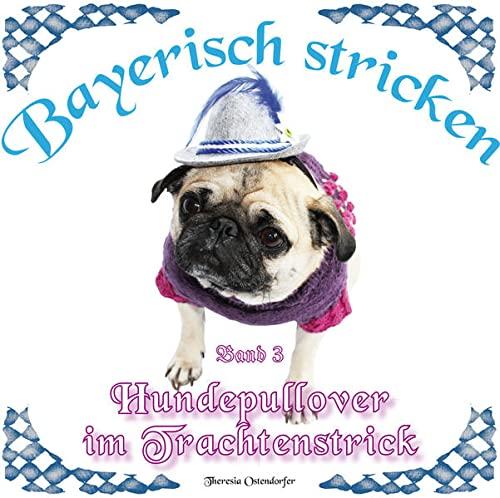9783927058446: Hundepullover im Trachtenstrick