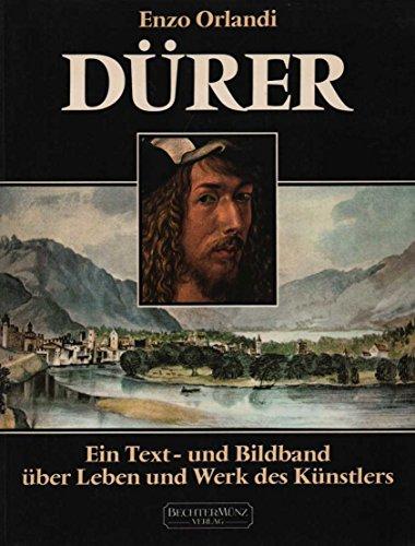 Durer: Ein Text- Und Bildband Uber Leben: Durer, Albrecht] Schmitt-Flack,