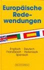9783927117860: Europaische Rede-Wendungen (German Edition)