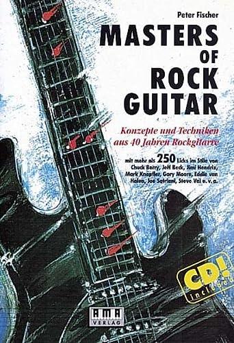 Masters of Rock Guitar. Incl. CD: Peter Fischer