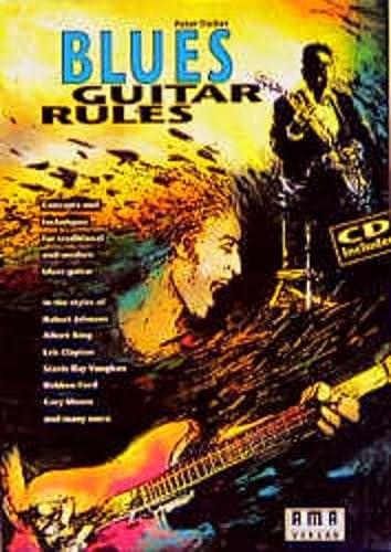 9783927190641: Fischer : Blues Guitar Rules (Book/CD Set)