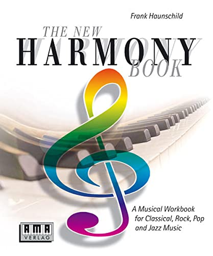 9783927190689: The New Harmony book