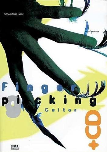 9783927190801: Fingerpicking Guitar. Mit CD