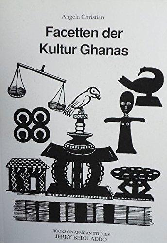 9783927198074: Facetten der Kultur Ghanas (Livre en allemand)