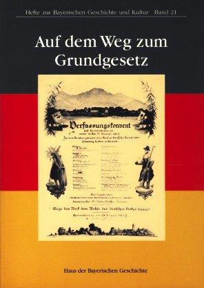 Auf dem Weg zum Grundgesetz: Verfassungskonvent Herrenchiemsee 1948