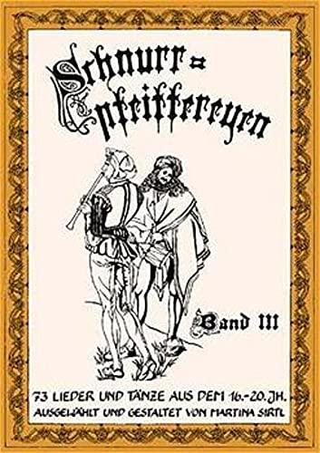 9783927240124: 73 Lieder und Tänze aus dem 16.-20. Jahrhundert