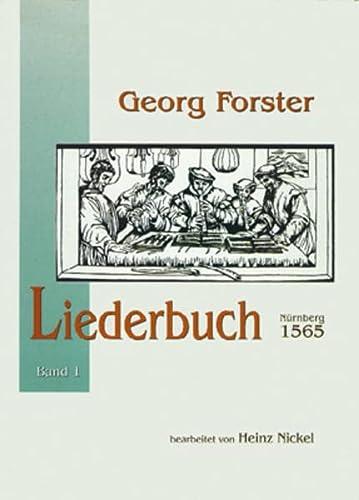 9783927240360: Bd. 2 NICKEL, H: GEORG FORSTER - LIEDERBUCH. NÜRNBERG 1565