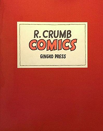 R. Crumb : Comics: The Story O': Crumb, R