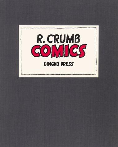 R. Crumb Comics: Crumb, Robert