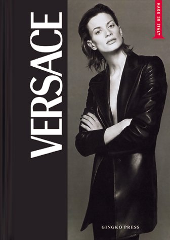 9783927258495: Gianni Versace (Made in Italy Series)