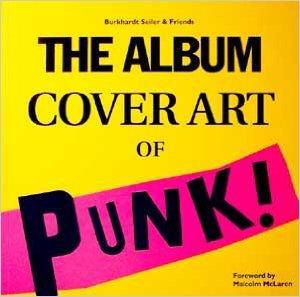 9783927258617: The Album Cover Art of Punk