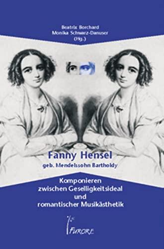 9783927327542: Fanny Hensel geb. Mendelssohn Bartholdy