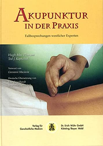 Akupunktur in der Praxis: Hugh MacPherson