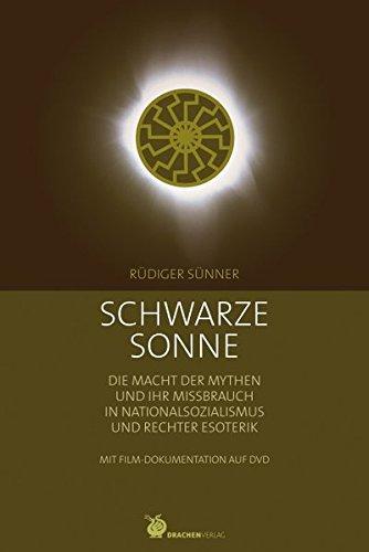 9783927369443: Schwarze Sonne, m. DVD-ROM