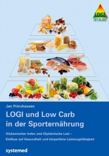 9783927372306: LOGI und Low Carb in der Sporternährung