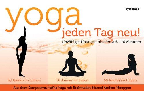 9783927372696: Yoga: Jeden tag neu!