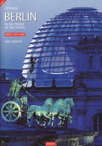 Stadtführer Berlin. Englische Ausgabe: Im Zentrum der Hauptstadt: Christian Hunziker