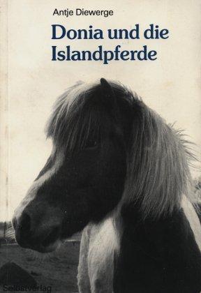 9783927422018: Donia und die Islandpferde
