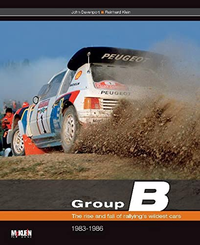 Group B - The rise and fall of rallying?s wildest cars: John Davenport