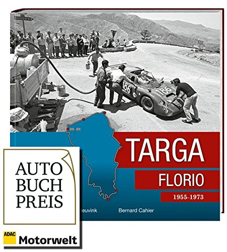 9783927458666: Targa Florio: 1955-1973 (English, Italian and German Edition)