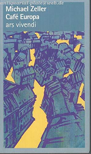 9783927482807: Café Europa: Roman (German Edition)