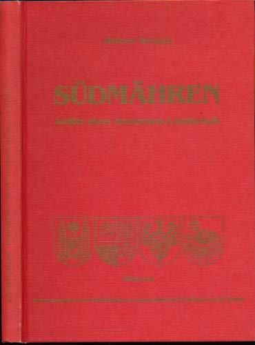 9783927498105: Südmähren, Antlitz einer deutschen Landschaft: Bildband (Livre en allemand)