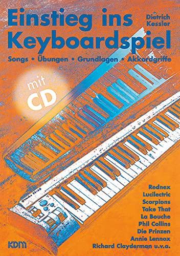Einstieg ins Keyboardspiel.