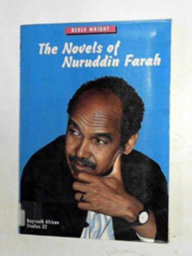 9783927510272: The Novels of Nuruddin Farah (Bayreuth African studies series)
