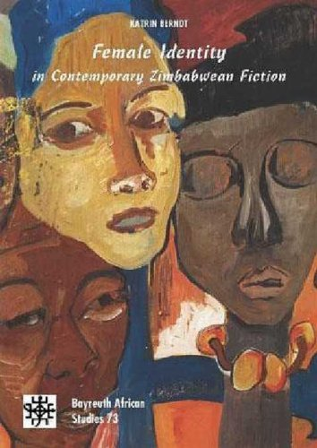 9783927510883: Female Identity in Contemporary Zimbabwean Fiction