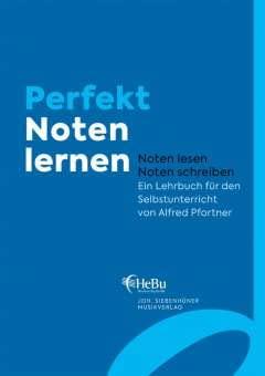 9783927547056: Pfortner, A: Perfekt Noten lernen