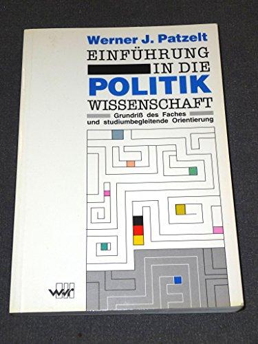 9783927575325: Einführung in die Politikwissenschaft