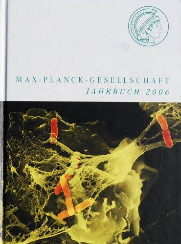 9783927579224: Max-planck-gesellschaft Jahrbuch 2006