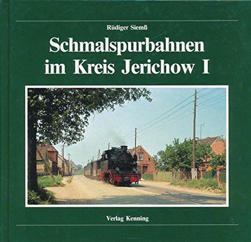 9783927587403: Schmalspurbahnen im Kreis Jerichow I
