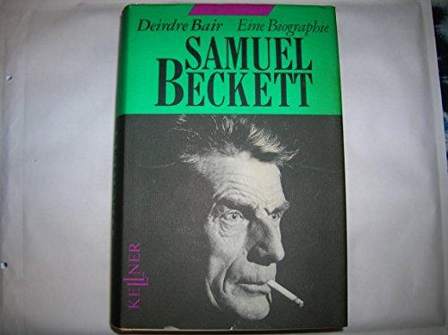 9783927623125: Samuel Beckett. Eine Biographie
