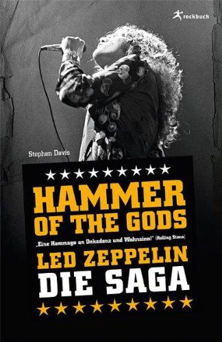 9783927638433: Led Zeppelin, Hammer of Gods