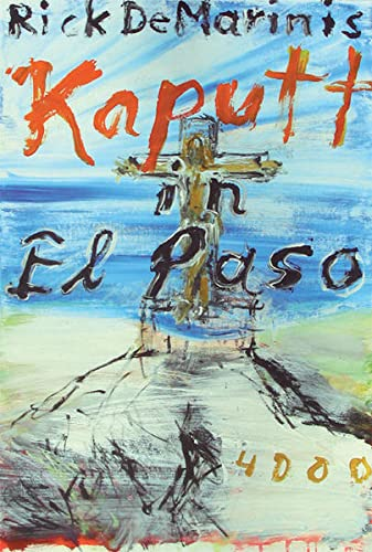9783927734364: Kaputt in El Paso