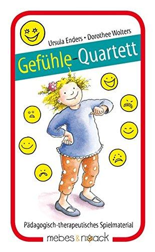 9783927796607: Gefühle-Quartett
