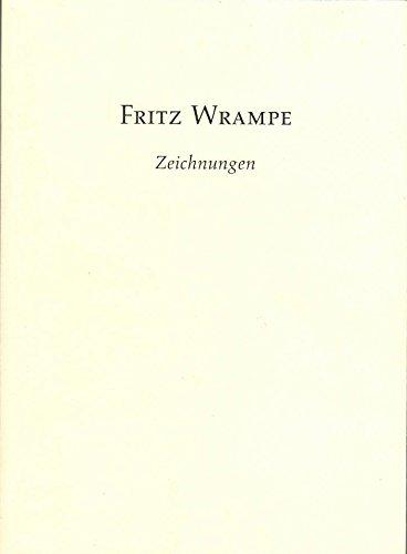 9783927803091: Fritz Wrampe: Zeichnungen (German Edition)