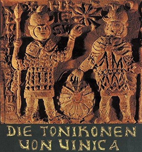 9783927806160: Die Tonikonen von Vinica: Frühchristliche Bilder aus Makedonien (Livre en allemand)