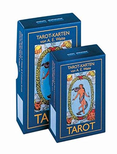 9783927808133: Original Waite Tarot. 78 farbige Karten