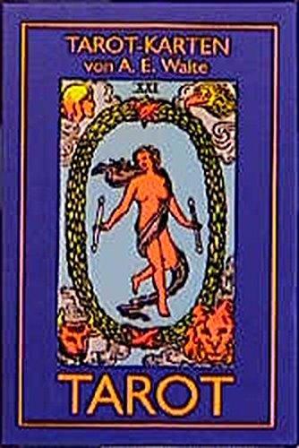 Tarotkarten, Waite Tarot, Taschenausgabe: Waite, Arthur Edward,