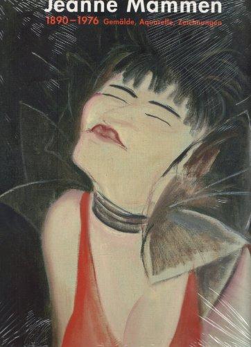 Jeanne Mammen 1890-1976: Gemälde, Aquarelle, Zeichnungen: Drenker-Nagels, Klara, Förster,
